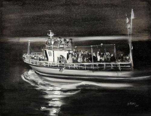 Refugee Ship_José Pozo_2012